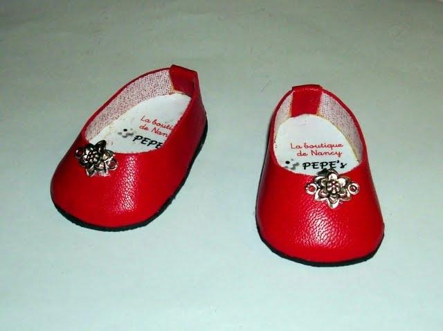 Обувь для беби бон своими руками 142