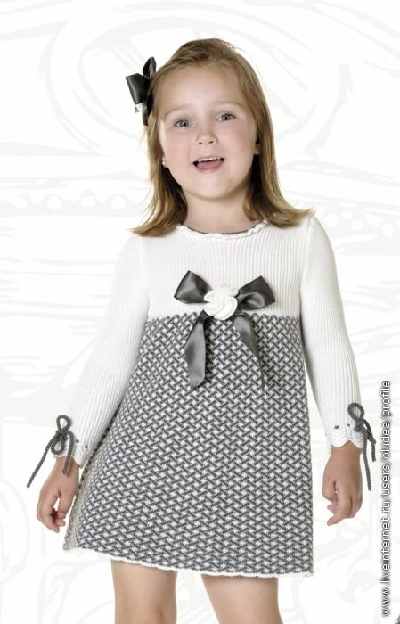 Жаккардовое платье от Carmen Taberner