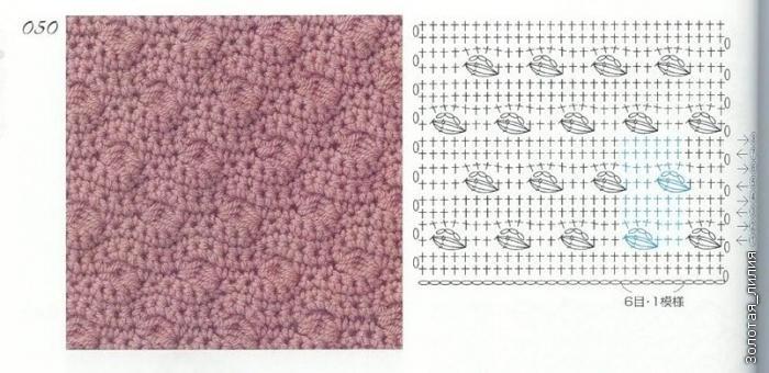 Образцы плотного вязания