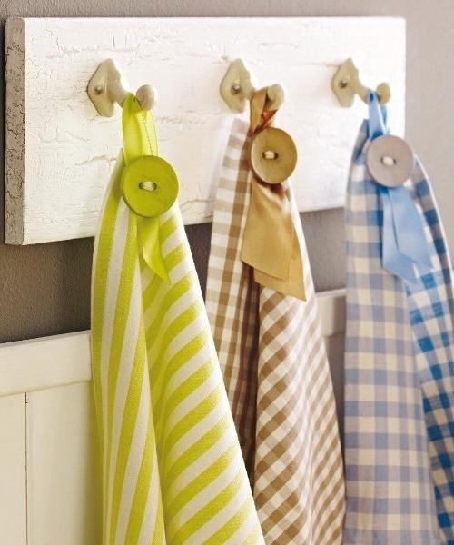 Изготовление полотенца своими руками