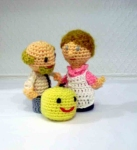 Дед, бабка и Колобок