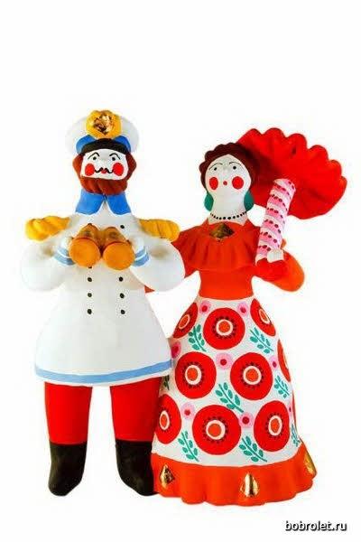 Раскраска барыни дымковская игрушка