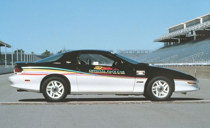 Іndy 500 1993 Chevy Camaro Z28 Pace Car 1993 release.