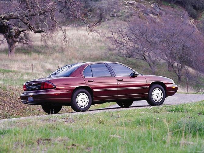 Chevrolet Lumina 1988 release.