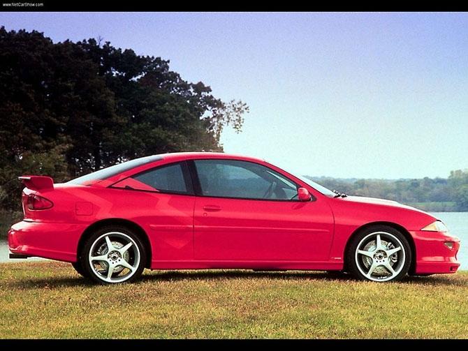 Chevrolet Cavalier 1999 release.