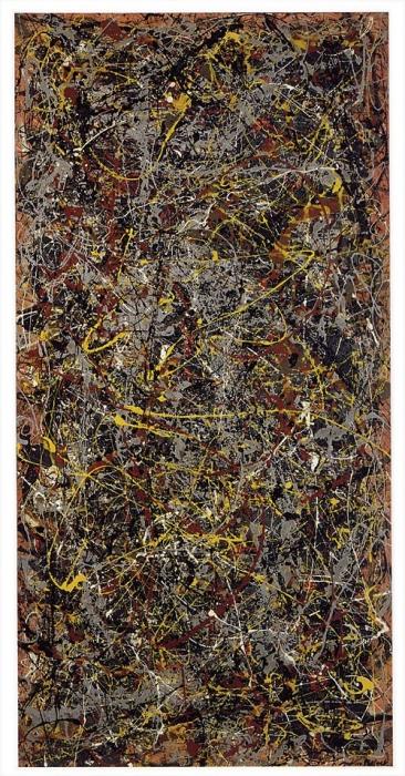 2. Виллем де Кунинг — Женщина III (1953) Продана за 137.5 млн. долларов в 2006 году