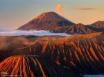 вулкан Бромо на о. Ява