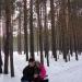 В лесу на отдыхе