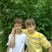 В лагере с другом