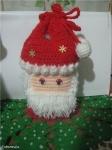 """подарочный мешок """"Дед Мороз""""  для племянника"""