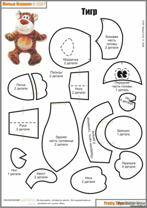 Игрушки Pretty Toys- часть2. мягкая игрушка.