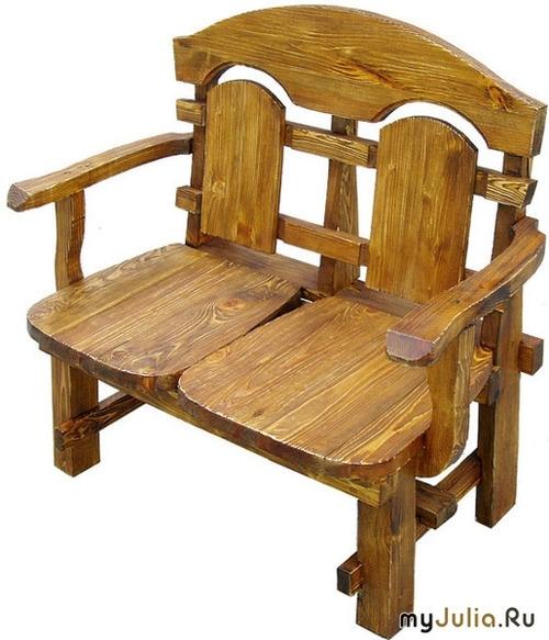 Разработка и изготовление мебели выполненной в деревенском стиле.