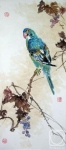 Мишуков Николай. Синий попугай