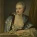 French School Portrait of a Lady (Madame de Gl?on) 1760