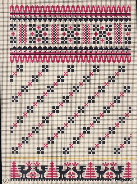 схемы для вышиванки . и как сделать кисточки для сорочки.