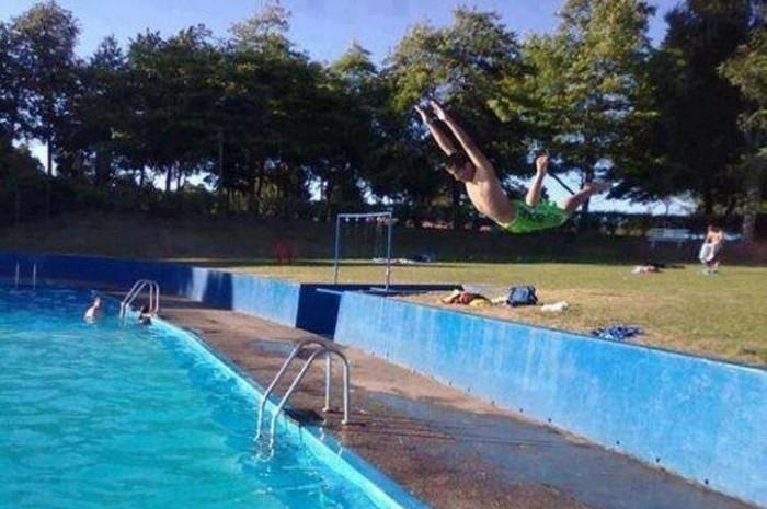 У вас бассейн не той системы...