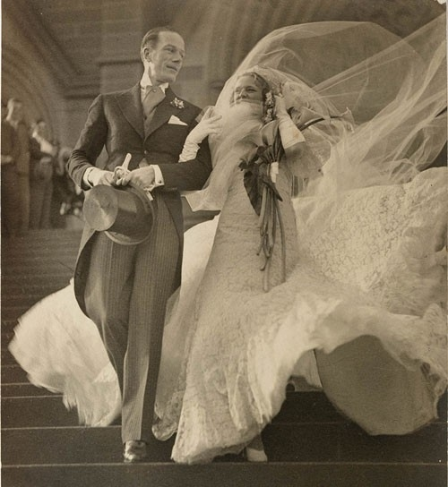 старые свадебные фото