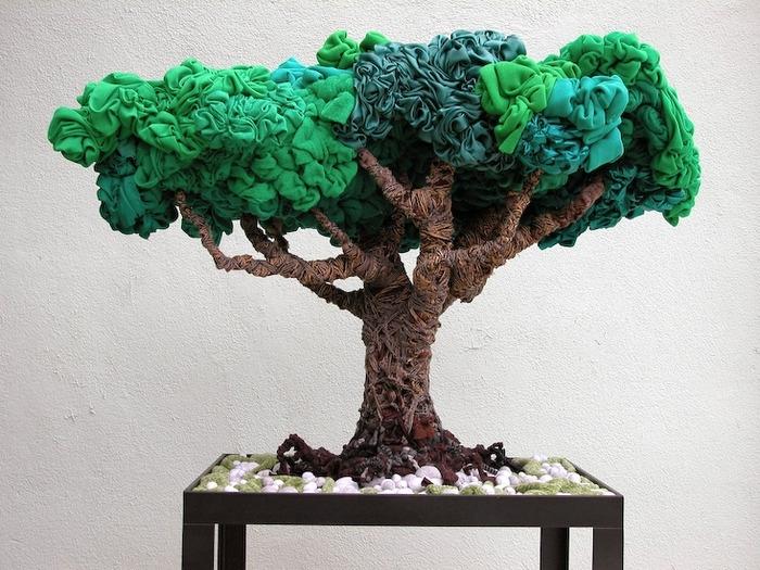 Из чего можно сделать дерево для поделки 3