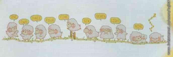 Посчитаем овечек?