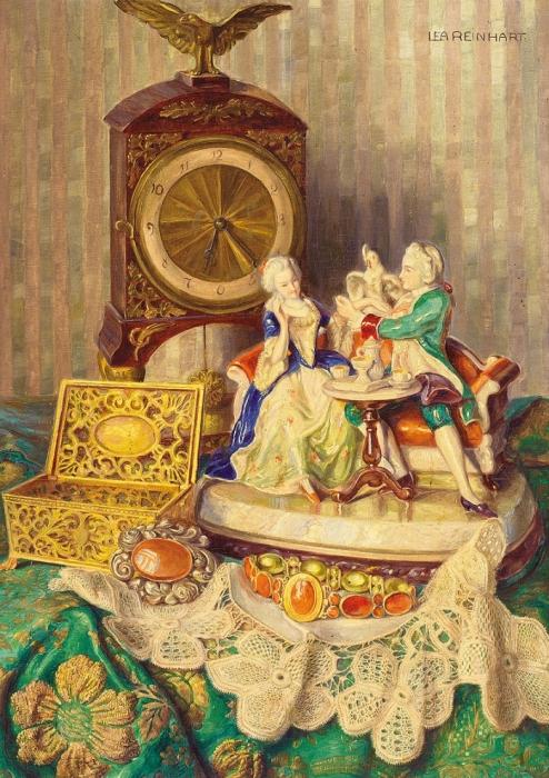 Lea (Leo) Reinhart. 1877 Br?nn - 1970