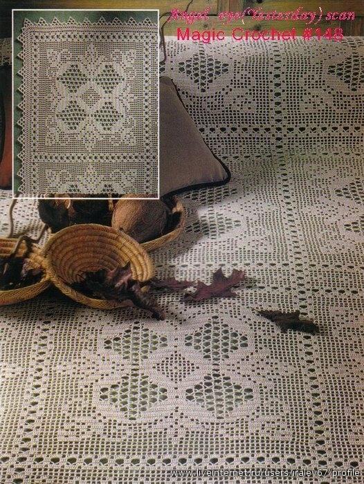Нередко филейное вязание комбинируют с ажурным.  В итоге получаются очень красивые вещи.  Фев 8, 2012.