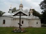 крест и храм