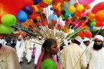 [+] Увеличить - Нью-Дели, 20 августа 2012 года