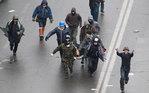 [+] Увеличить - Ситуация в Киеве. Vasily Fedosenko/Reuters