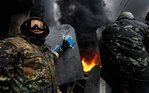 [+] Увеличить - Ситуация в Киеве. Yannis Behrakis/Reuters