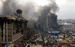 [+] Увеличить - Ситуация в Киеве. Reuters