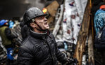 [+] Увеличить - Ситуация в Киеве. Bulent Kilic/AFP/Getty