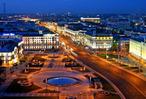 Посмотреть все фотографии серии Вечерний Минск