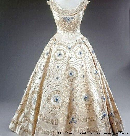 Платья для королевы фото