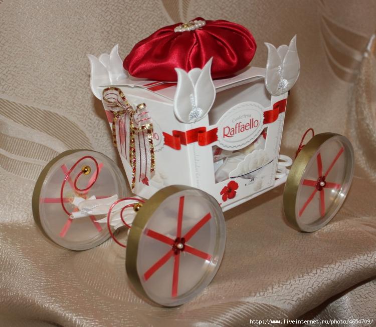 Подарки для жемчужной свадьбы своими руками 26