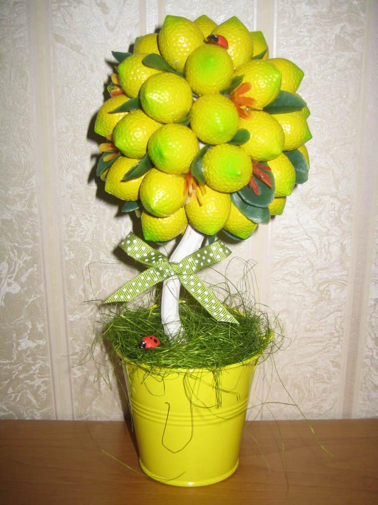 Лимонное дерево как сделать
