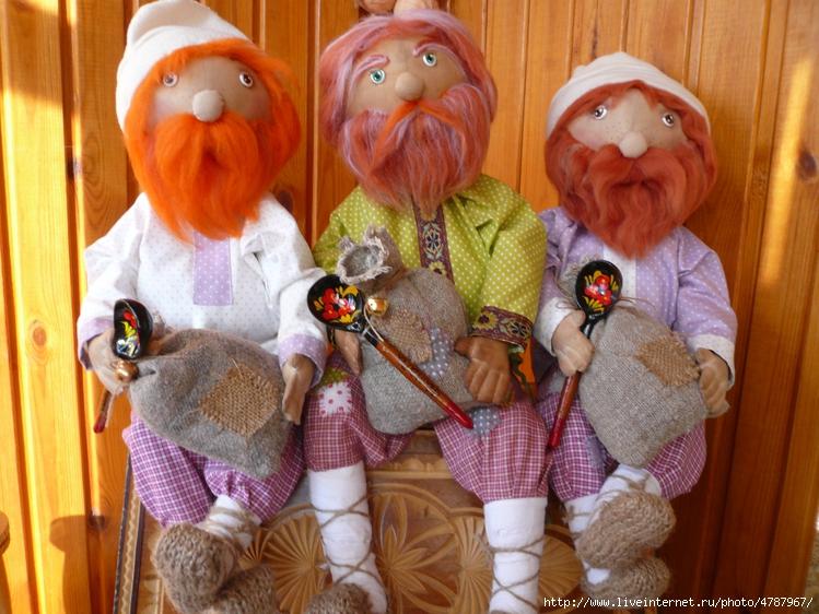 Куклы-домовые своими руками 93
