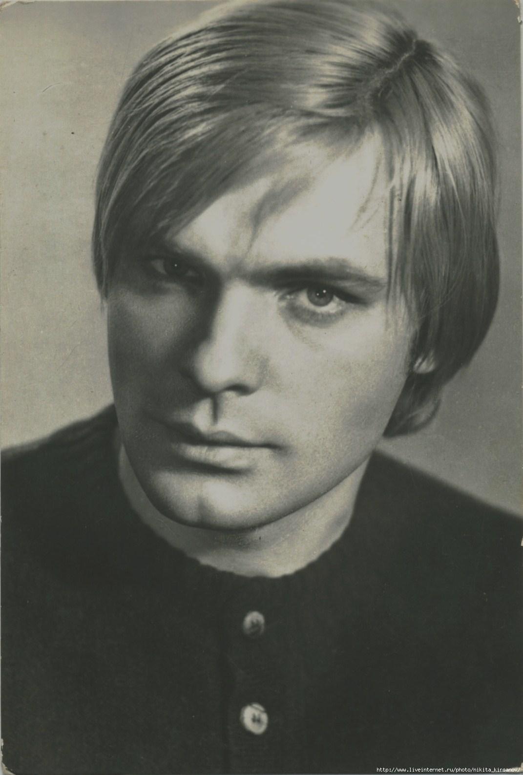 Олег Видов - биография, фото, фильмы, личная жизнь, жены, дети 70