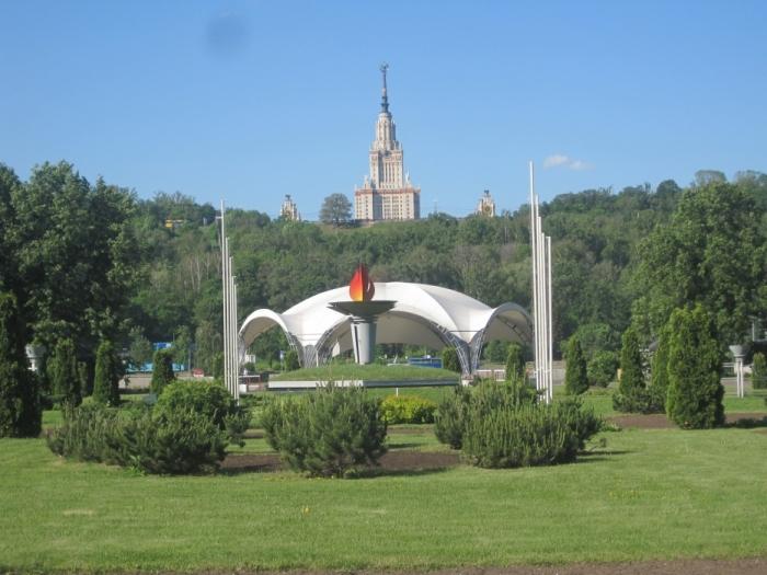 XXIII Фестиваль спорта 2012 год.