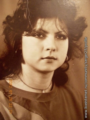 Светлана 1986 год