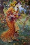Franz Dvorak - The Orchard