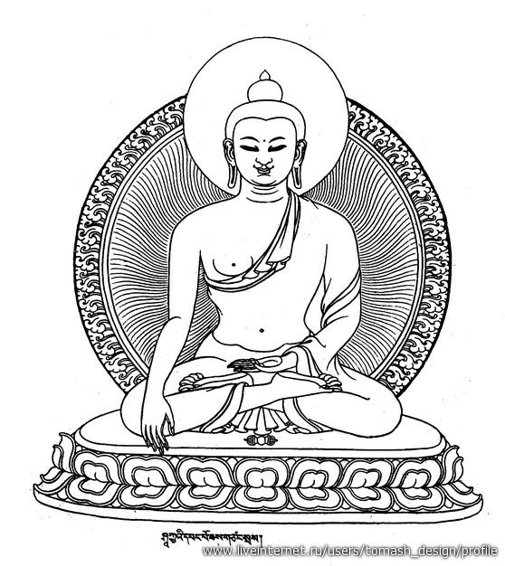 Будда Шакьямуни - Сиддхартха Гаутама.