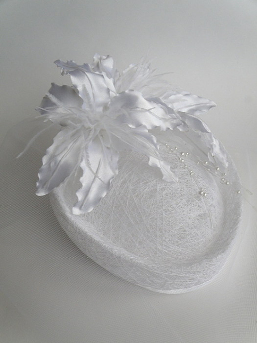Красивая шляпка Сделай сама.