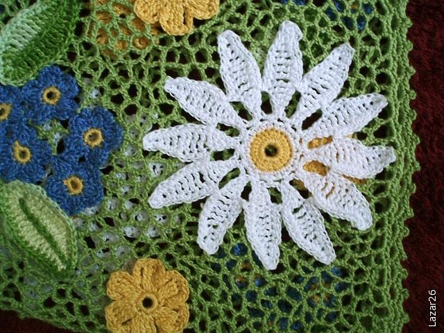 爱尔兰拼花衣(314) - 柳芯飘雪 - 柳芯飘雪的博客