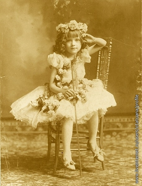 Little Gladys (Mary Pickford)
