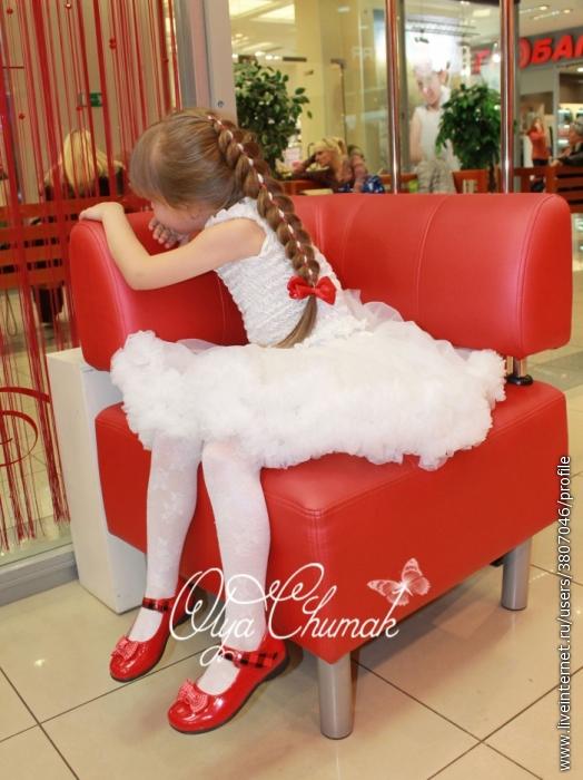 Шикарный комплект для маленькой принцессы.