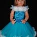 Шикарное платье для малышки. Ольга Чумак