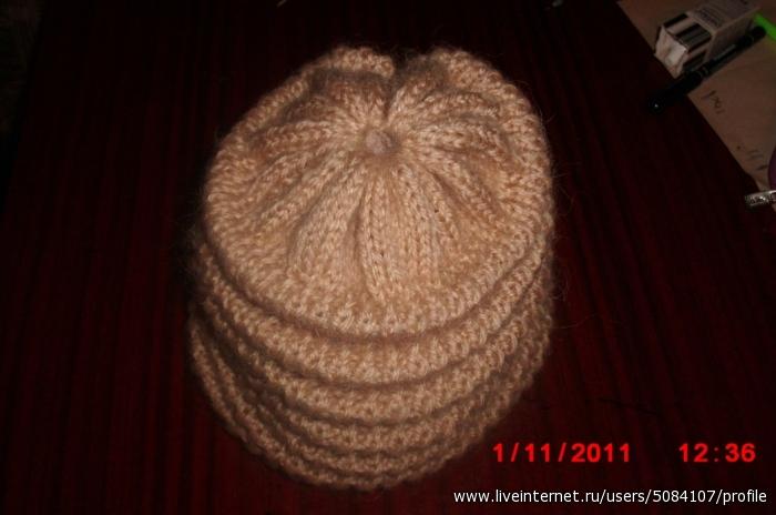это для нашей старой бабули-теплая шапка с флисом внутри!!!