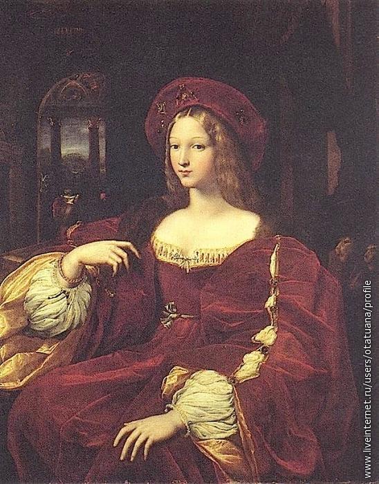 1518 Jeanne d'Aragon