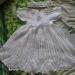 Крестильное платье дочке на 1 год