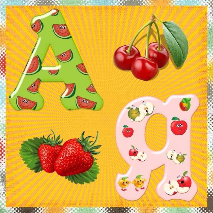 Тема Овощи и Фрукты на английском языке перевод и